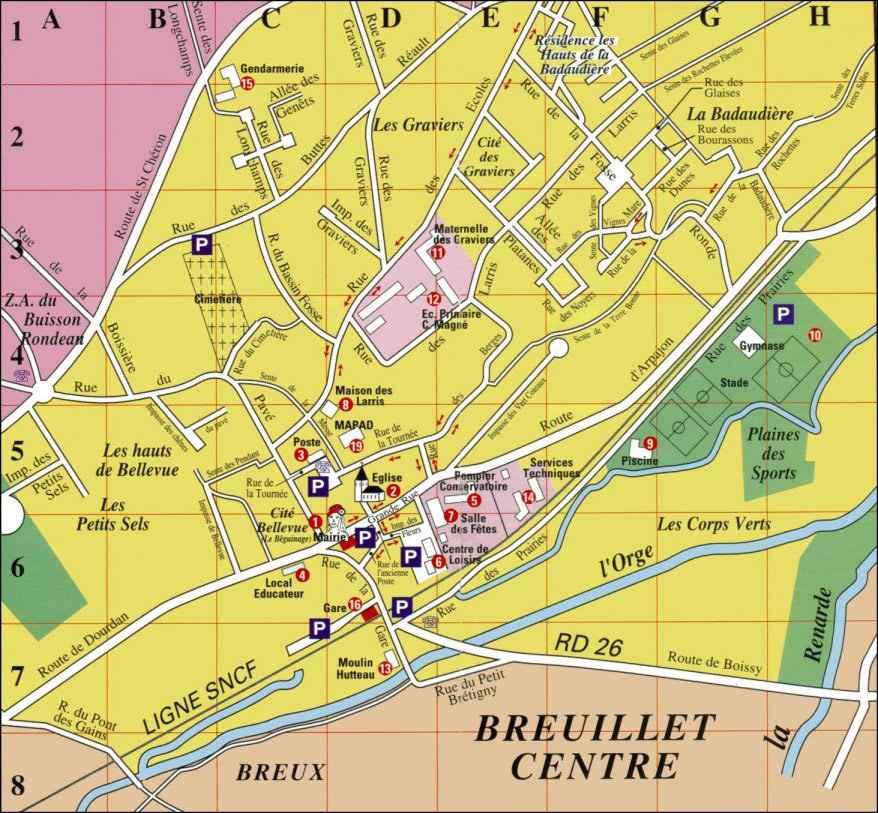 Breuillet image for Breuillet 91